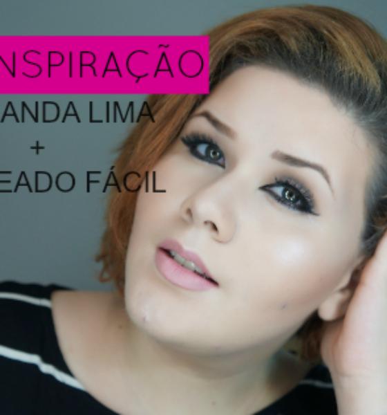 VÍDEO: MAQUIAGEM | FERNANDA LIMA + DELINEADO FÁCIL